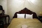 素敵なスイートルームのベッド
