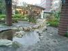 グランドハイアット福岡の中庭