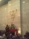 富山アパホテル玄関ホール