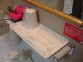 洗面台の棚