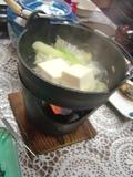 温かい料理