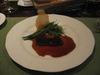 牛フィレ肉のステーキ 十勝産赤ワインソース