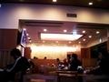 ホテルのレストラン「花茶屋」でバイキングの朝食です。