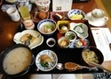 日本料理・琉球料理 佐和の朝食