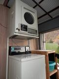 洗濯機と乾燥機
