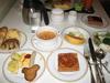 朝から豪華朝食⑤