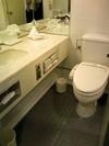 ローズホテル横浜 バスルーム