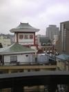 ローズホテル横浜 部屋からの眺め