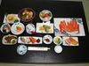 ホテル峰の湯 夕食