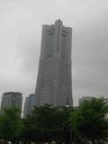 横浜ランドマークにある高層ホテル