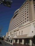 綺麗なホテルです。