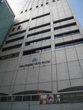 川崎駅の隣にある高層ホテルです。