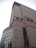 新橋駅前のホテル