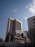 阪急デパートに併設されています。
