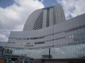 国際会議場が隣接してます。