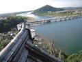 犬山城からの眺めは最高