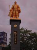 織田信長銅像