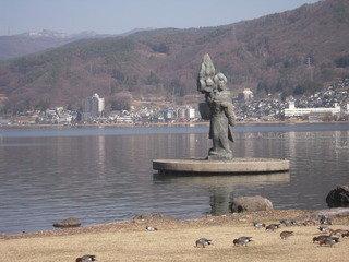 写真クチコミ:諏訪湖