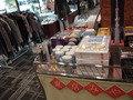 売店もあり土産物も販売されています。