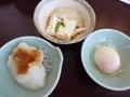 朝食 和食③