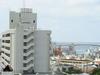 高台に位置するホテル