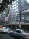 金沢の目抜き通りにあります。
