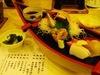 和食会席 超豪華♪まずは舟盛り!