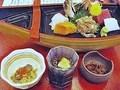 富浦ロイヤルホテル 夕食