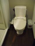 部屋のトイレ・バスルームとは別