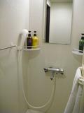 部屋のシャワールーム