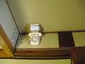 床の間の電話
