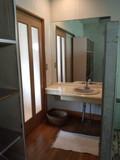 お風呂の洗面所