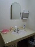 お手洗い女性用洗面台