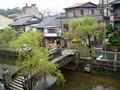 山本屋の部屋からの眺望2