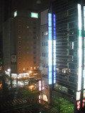 604号室からの夜の展望2