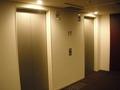 11階のエレベーターホール