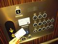 エレベーターの使用時