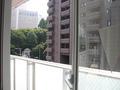 部屋からの眺望★さすがの新宿ビル街です。