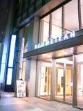 ホテル龍名館東京エントランス