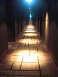 部屋からエレベーターホールへ【ホテル イル・パラッツォ】