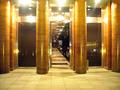 正面玄関 【ホテル イル・パラッツォ】