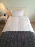 ベッドはシングルサイズ