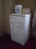冷蔵庫がありました