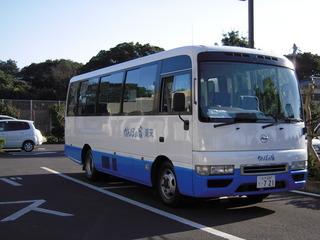 写真クチコミ:送迎バスです