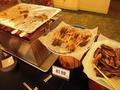 焼き魚コーナー
