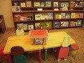 子供ミニ図書館