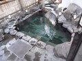 露天風呂です