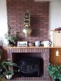 暖炉ストーブ