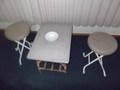 椅子セットです