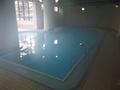 室内プールです